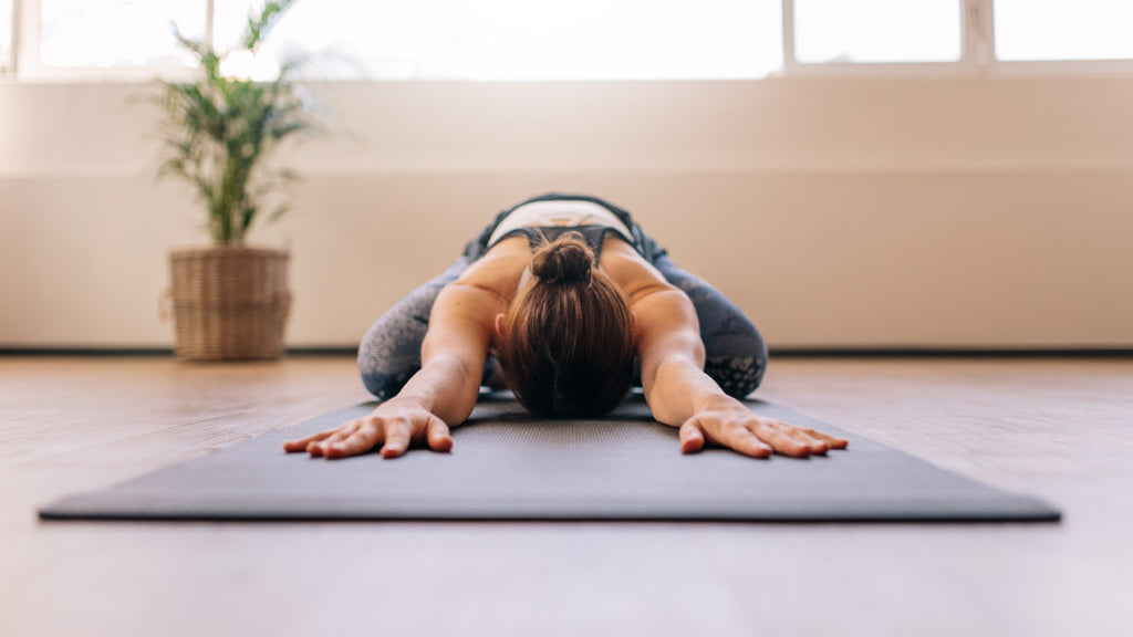 Yoga Mat - Self Care Home Products - Picky Leaf