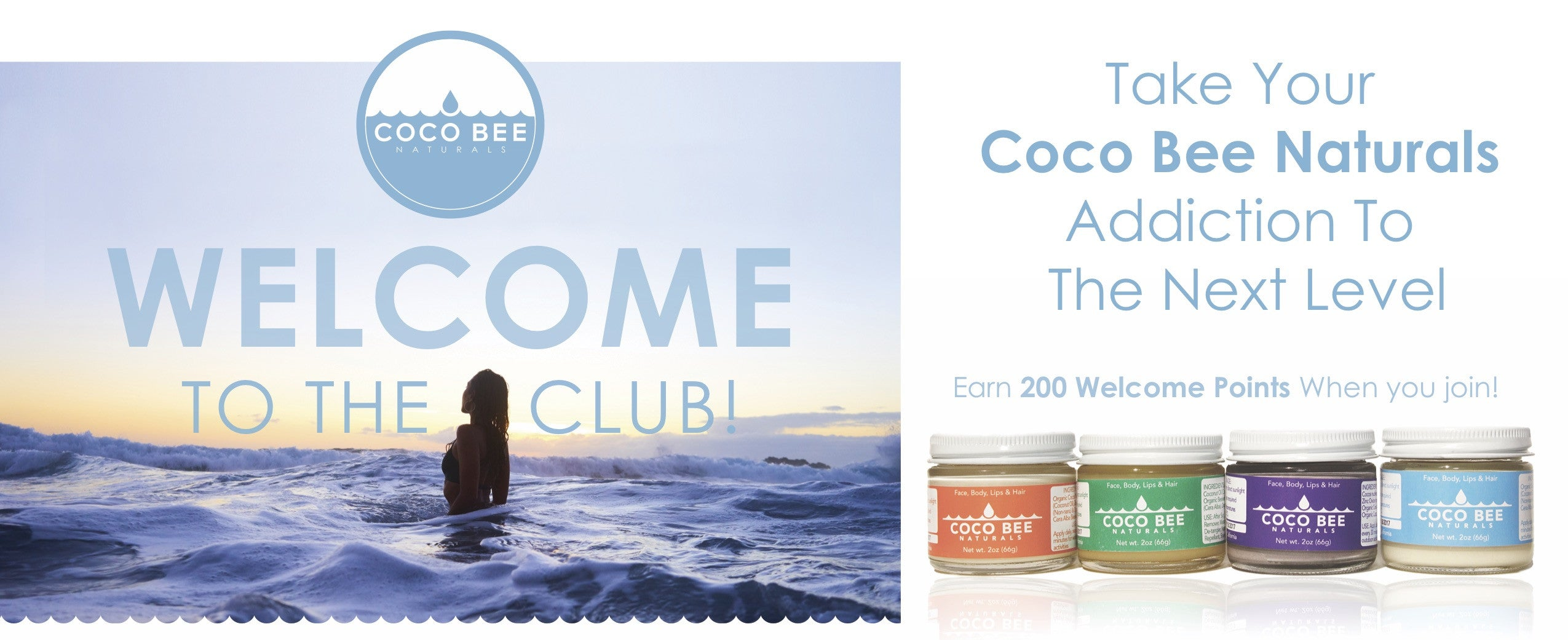 Coco Bee Reward Program