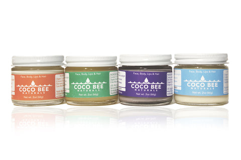 Coco Bee Naturals Travel Set