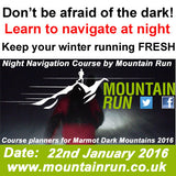 Night Navigation Course; Date: January 22nd 2016