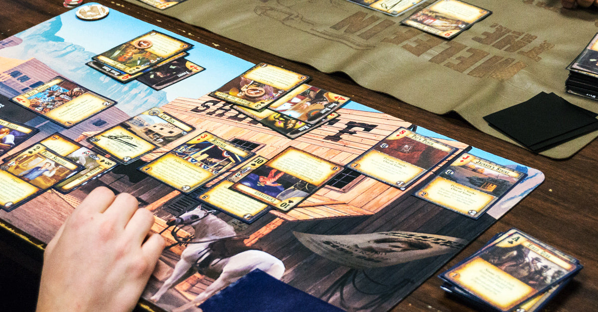Doomtown in play