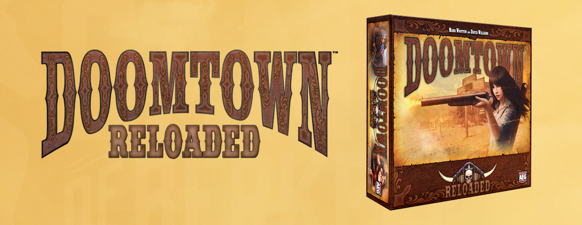 Doomtown Core Set