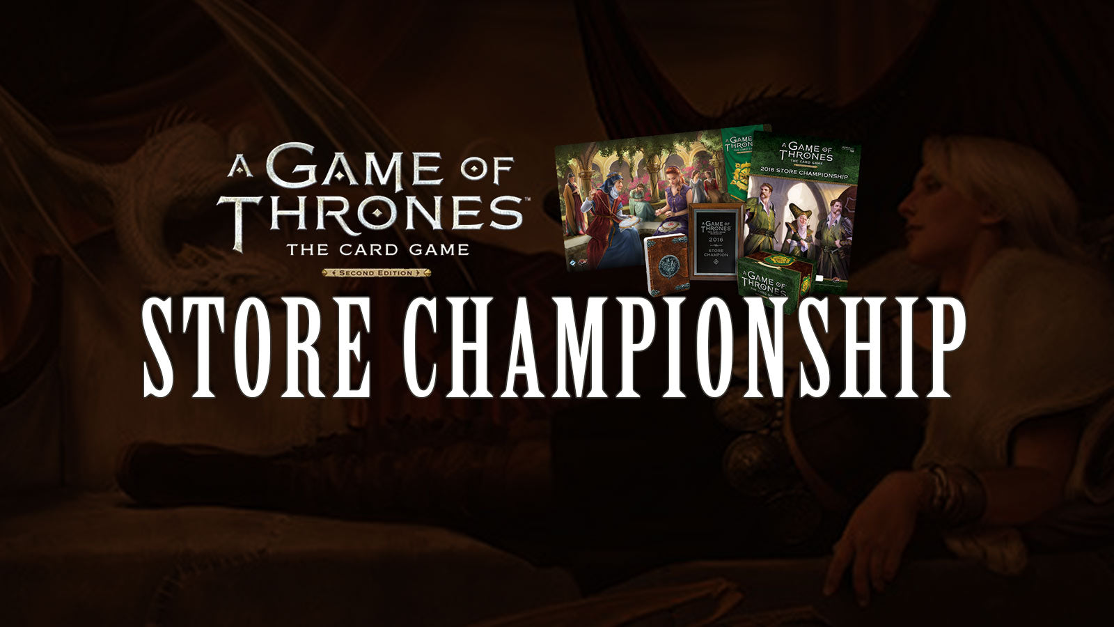 Game of Thrones Card Game Store Championship