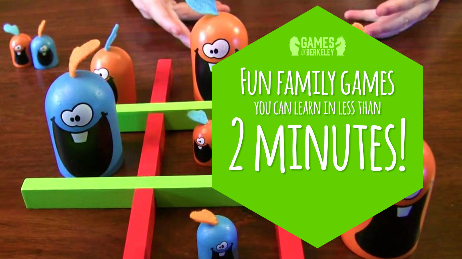 Family Game Video Tutorials