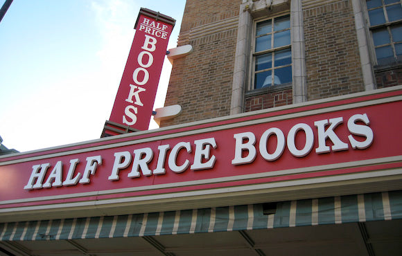 Half Price Books in Berkeley