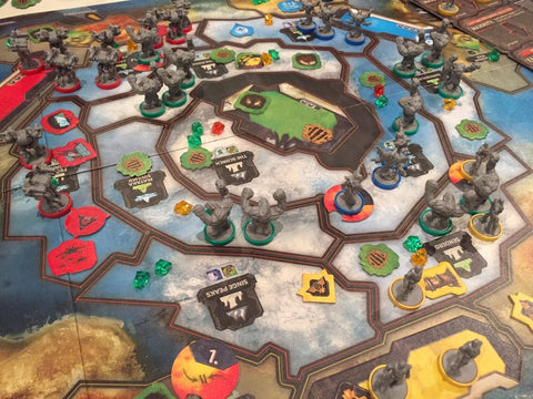 Cry Havoc game play