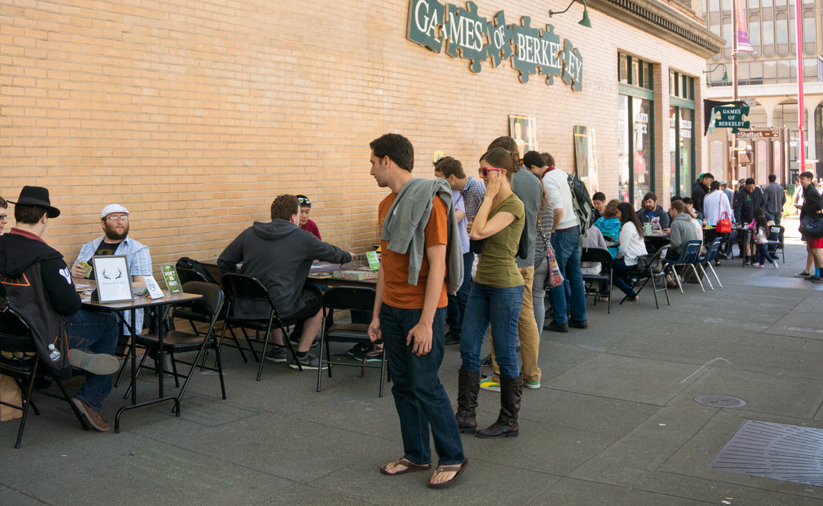 Tabletop Day 2015