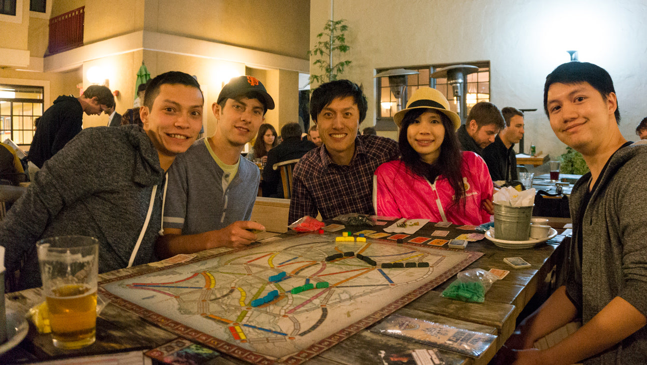 Freehouse Game Night - Tabletop Day 2015