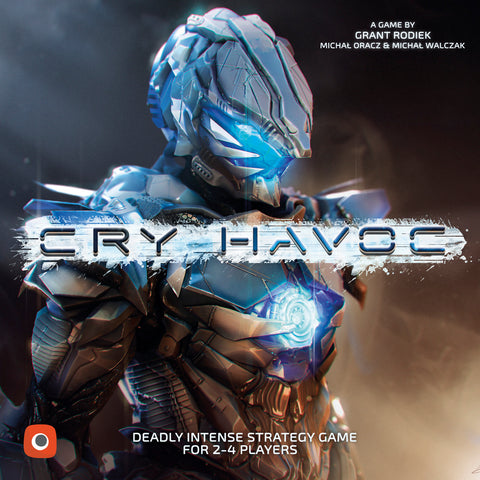 Box art for Cry Havoc
