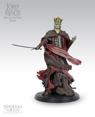 The King of the Dead - LotR Polystone Statue