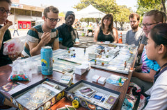 Designers Table - Locally Grown Games Sunday - Oct. 23rd