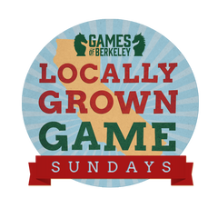 Designers VIP Ticket (Bring your own table) - Locally Grown Games Sunday - Oct. 23rd