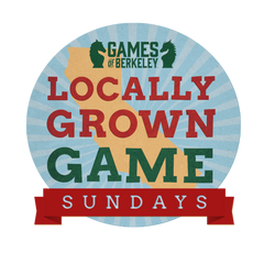 Designers VIP Ticket  (Bring your own table) - Locally Grown Games Sunday - Aug 19th