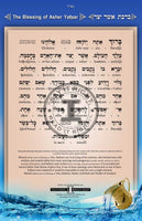 Asher Yatsar in Hebrew - English Interlinear Transliteration and Translation