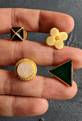 Assorted Set 1 Kurta Buttons