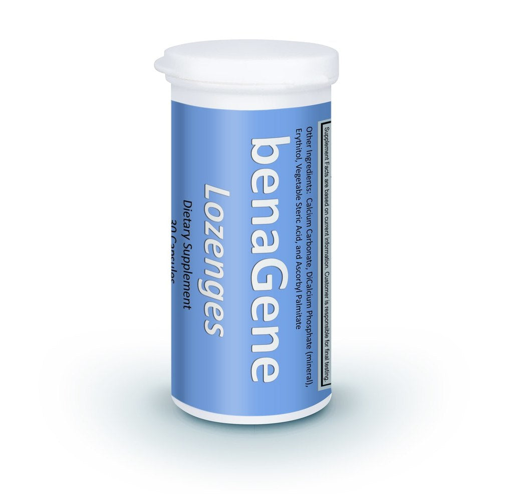 benaGene    60 Lozenges