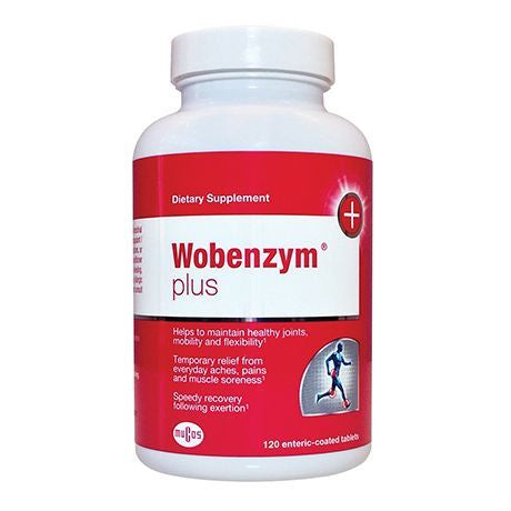 WOBENZYM PLUS			240 Tablets