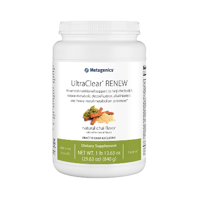 ULTRA CLEAR RENEW DETOX SHAKE		32.6 OZ Canister Chai