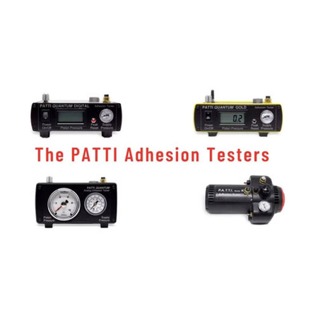 P.A.T.T.I. ADHESION TESTERS