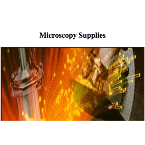 Scanning Electron Microscopy (SEM) Supplies