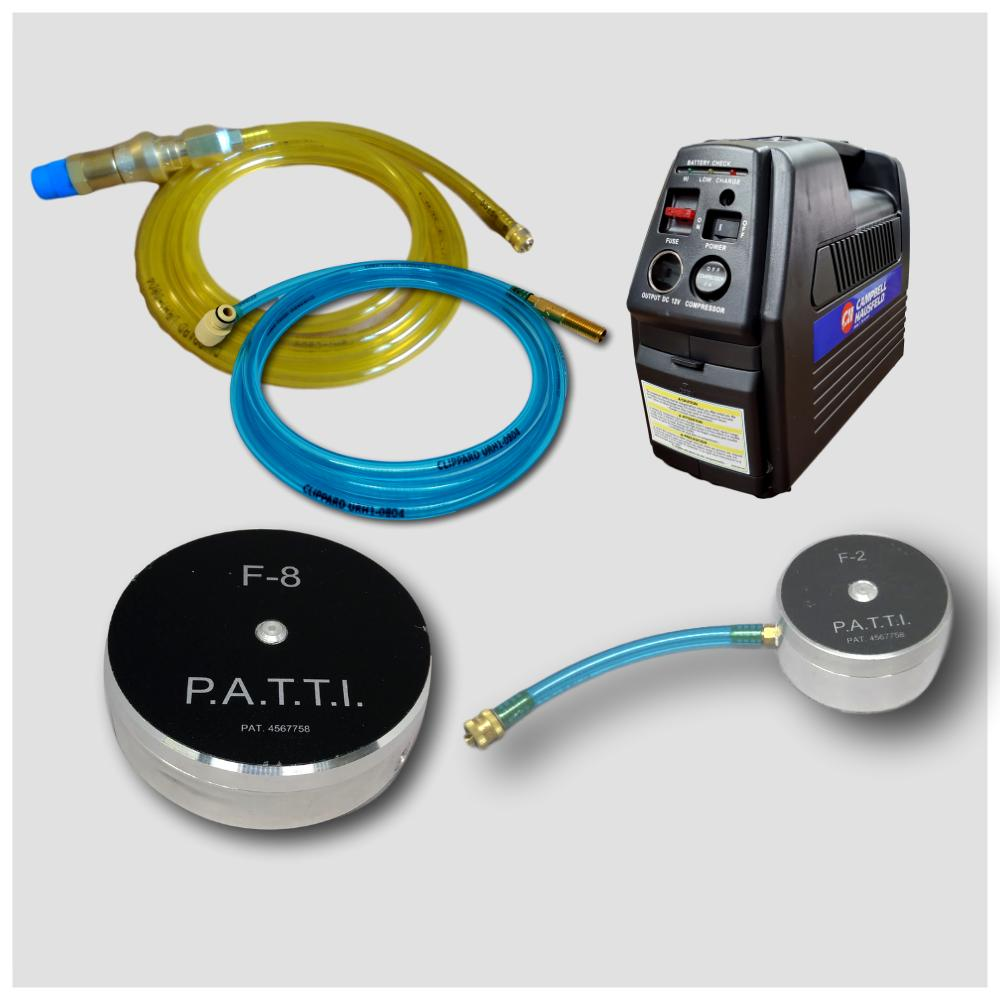P.A.T.T.I. Accessories and Parts