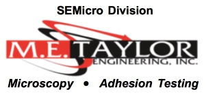 M.E. Taylor Engineering SEMicro Logo