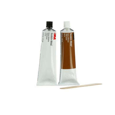 3M Scotch-Weld 1838 B/A Epoxy Adhesive Tube Kit