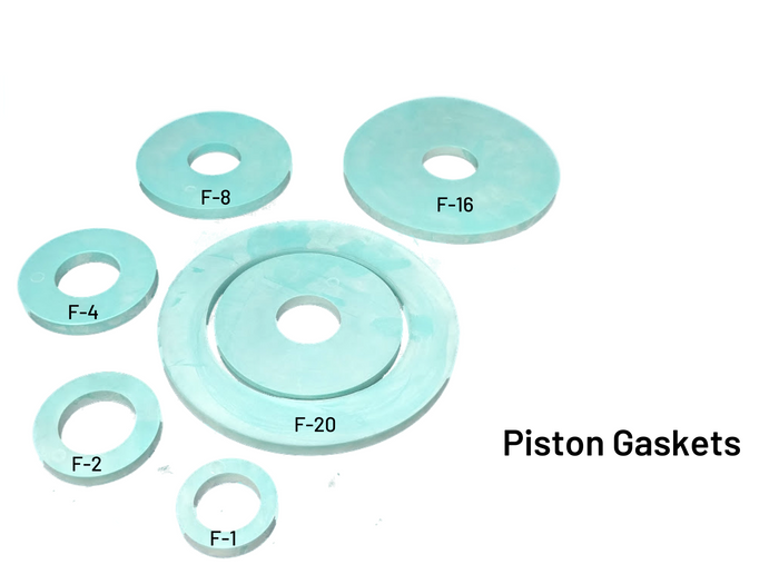 Gasket for PATTI Pistons
