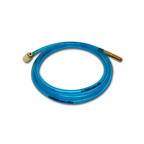 Blue P.A.T.T.I.® to Piston Hose - 6 foot with fittings