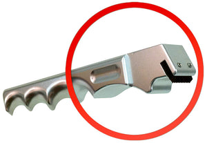 Blade Handle with Clamp Screws & Hex Wrench