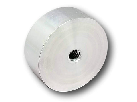 "Aluminum Pull-Stubs, 2"" (50 mm) in diameter, Pkg. of 10"