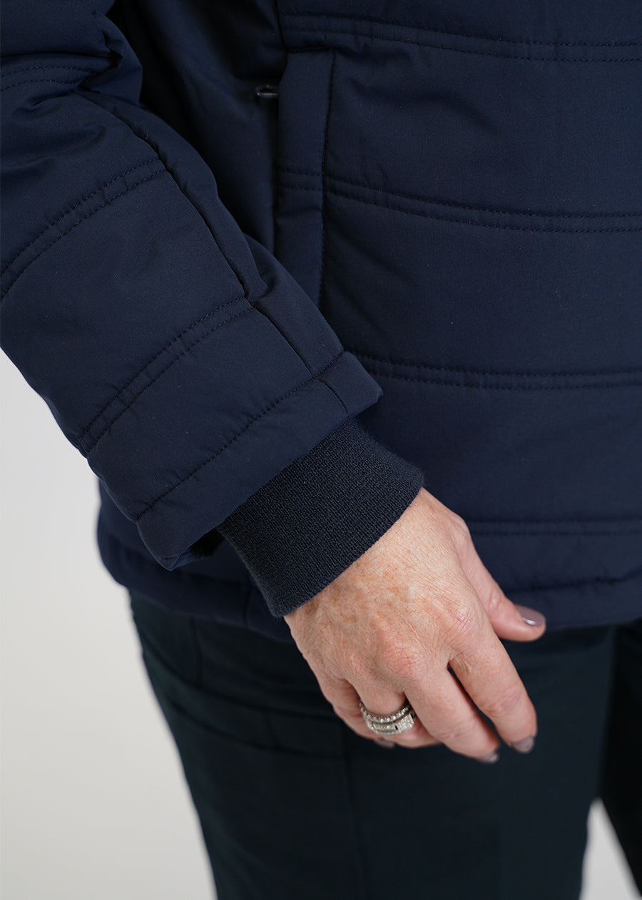 The perfect jacket for cool days