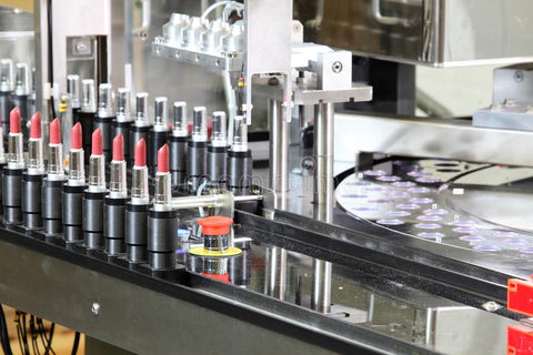 Cosmetic factory GMP