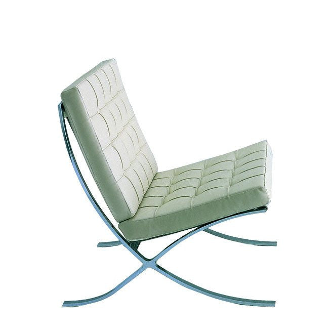 barcelona chair by alivar design mvd rohe modernpalette alivar barcelona chair