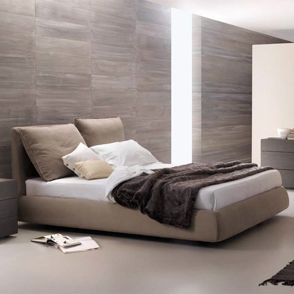 Sangiacomo Cherie Modern Contemporary Upholstered Bed Modernpalette