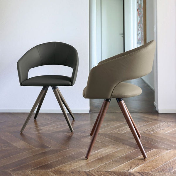 Antonello Italia Arena Chair Contemporary Armchair