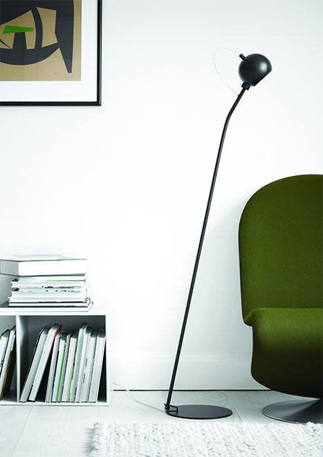 ... Floor Lamp   Frandsen Ball Floor Lamp ...