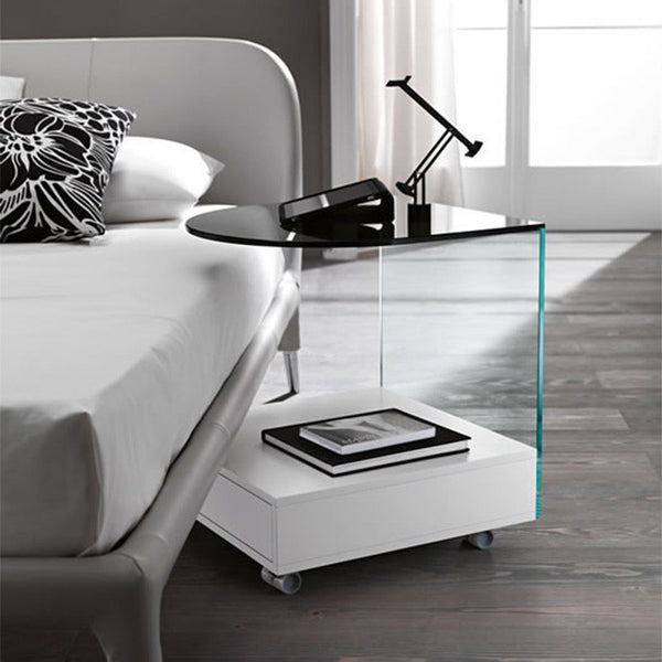 Modern End + Side Tables