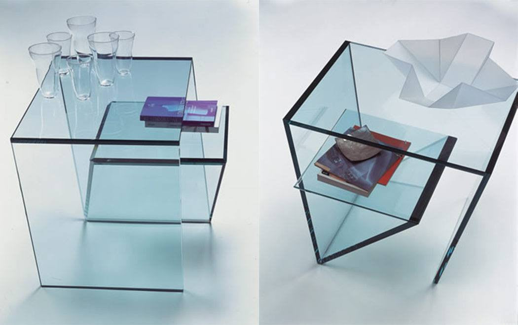 Zen Table By TD Tonelli Design Modern Side Tables