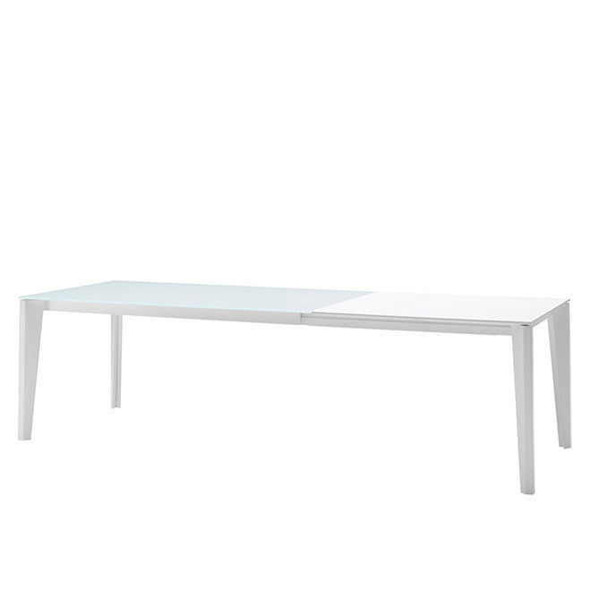 Midj Diamante Contemporary Extension Table Dining Tables Modernpalette