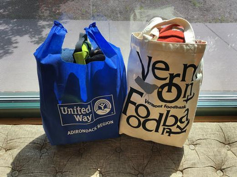 Lenny's 9th Annual Charity Sale Tote Bags
