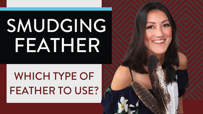 Smudging Feathers (Which type of feather to use? 🤔)