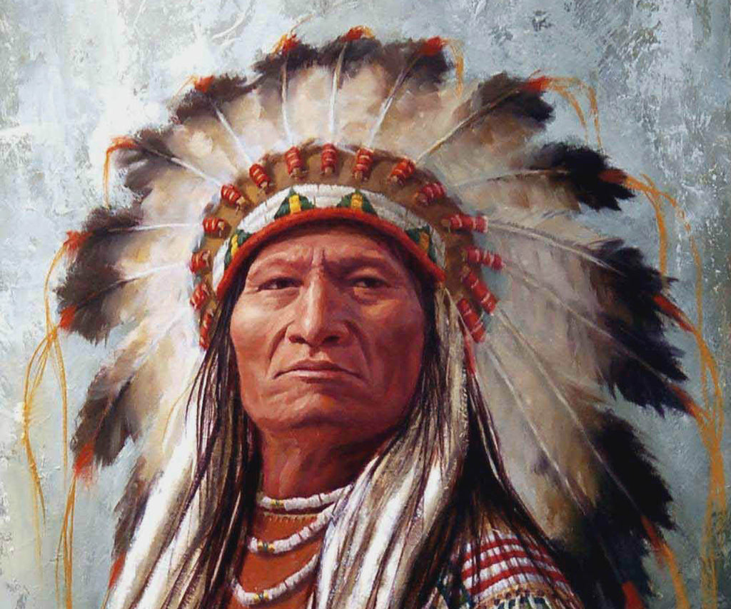 The Significance Of Native American Headdress