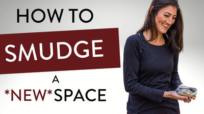 How to Smudge a New Space