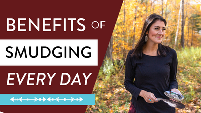 The Benefits of Smudging Every Day