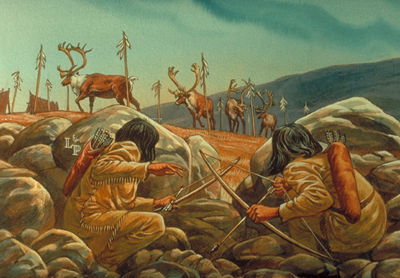 Cultural Traditions of Native American Hunting & Gathering  🦌🍓🌽UPDATED April 2020