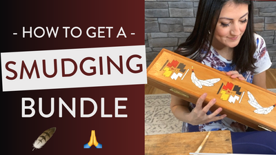 How Do You Acquire a Smudging Bundle?