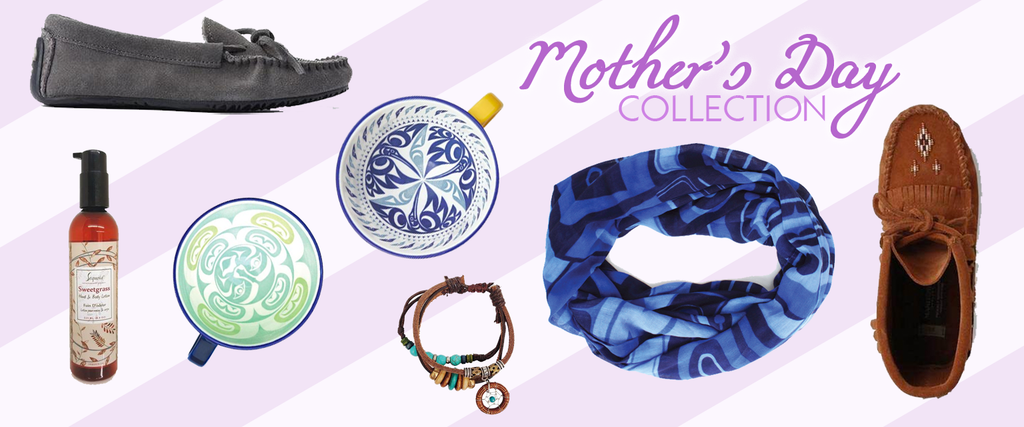 Mother's Day collection banner