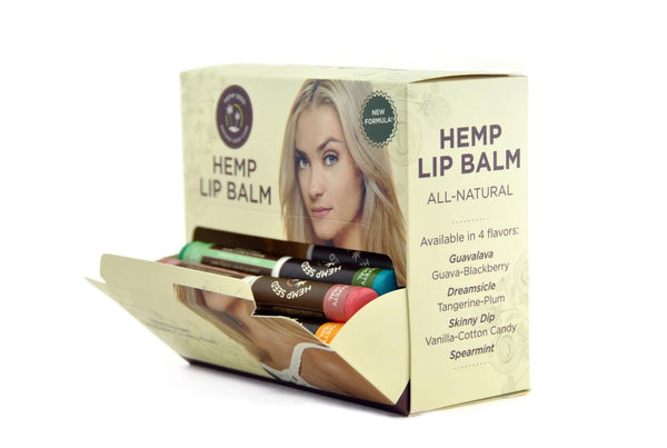 Hemp Lip Balm - Stick