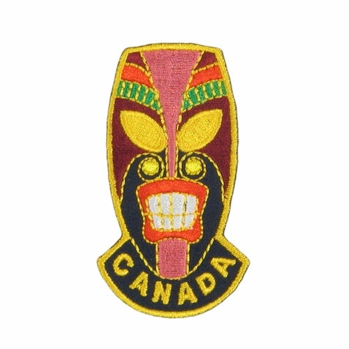 CDA Patch - Indigenous Mask